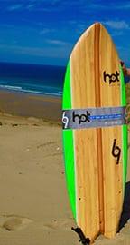 "6""0 Hotsurf 69 Softboard"