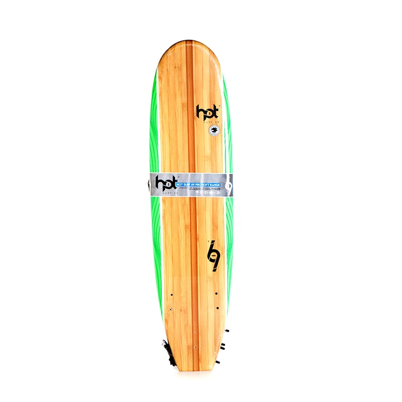 7ft Hotsurf 69 Softboard Complete Package Deal ... dc529c18c