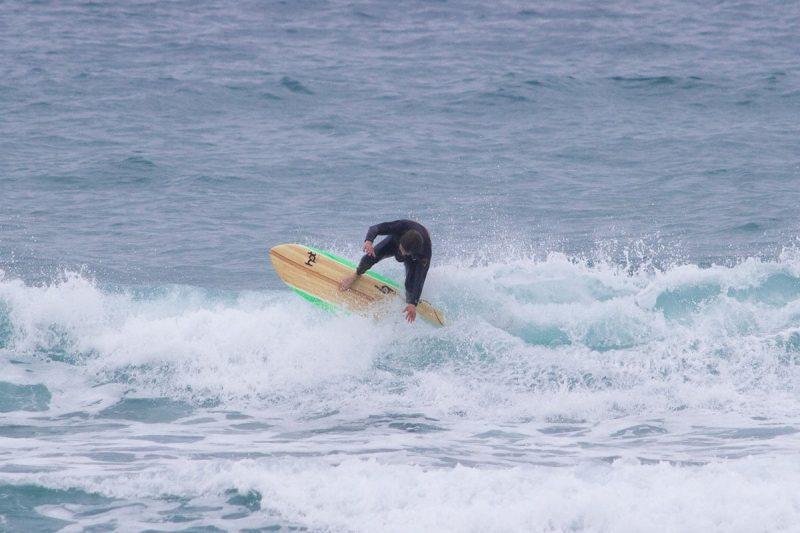 "6""0 Hotsurf 69 Softboard Fish"