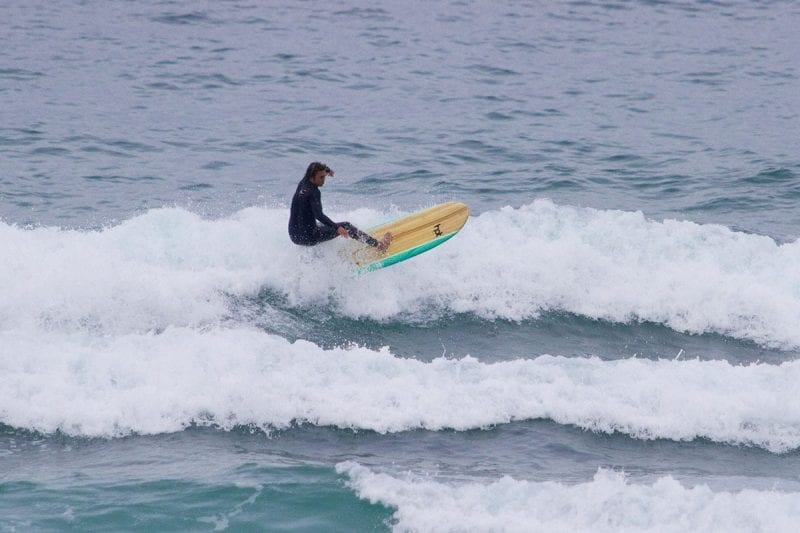"Hotsurf 69 7""0 Softboard"