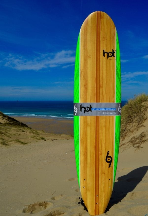 "7""0 Hotsurf 69 Soft Surfboard"