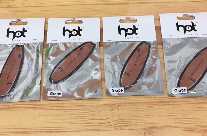 Hotsurf 69 Air Fresheners Surfboards